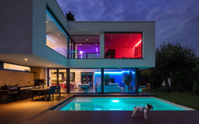 Smart home e smart lighting: una luce sempre più intelligente